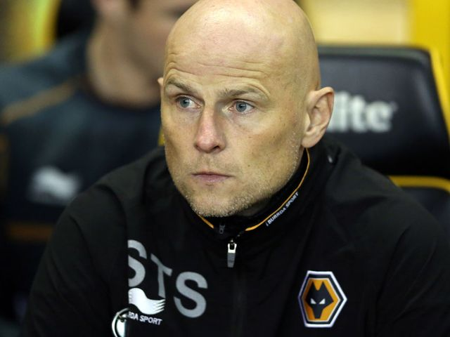 Solbakken: Relieved to pick up the win