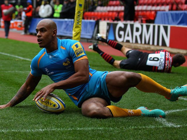 Tom Varndell: The Wasps player will start on the wing against the Warriors