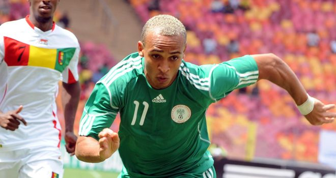Odemwingie: Set for national duty