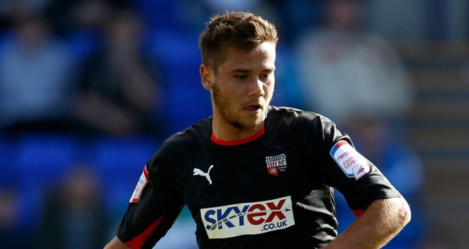 Harry Forrester: Drawing plenty of admiring glances