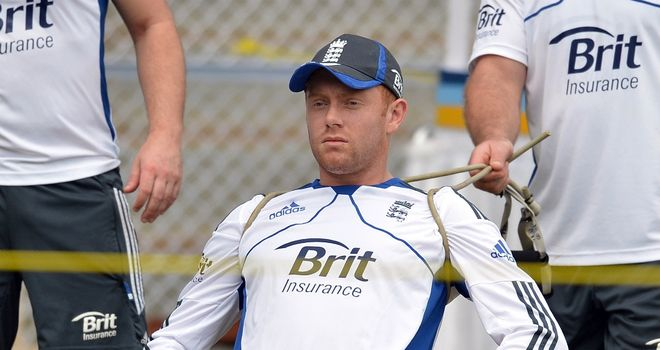 Jonny Bairstow: Out of ODI tour of India
