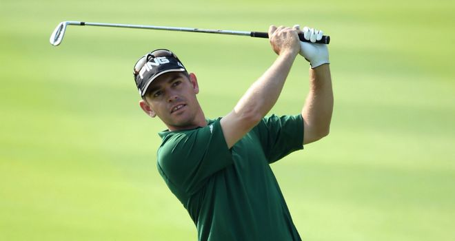 Louis Oosthuizen: South African produced course-record 63 in second round at Mission Hills
