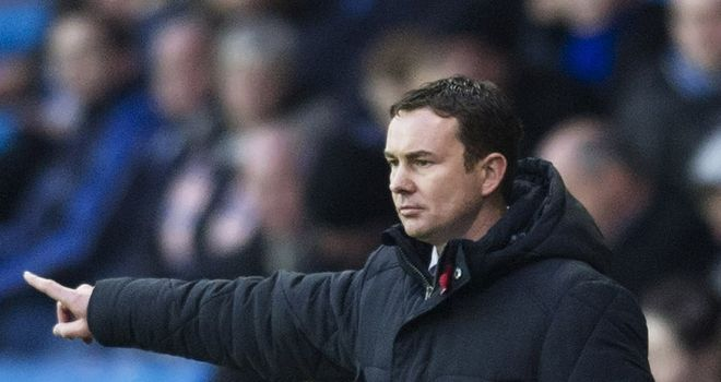 Derek Adams: Another pleasing night for Ross County boss