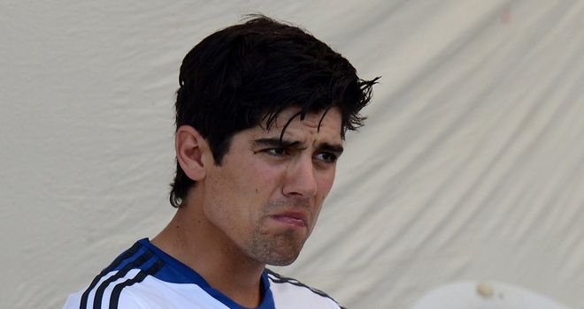 Alastair Cook: Facing uphill battle