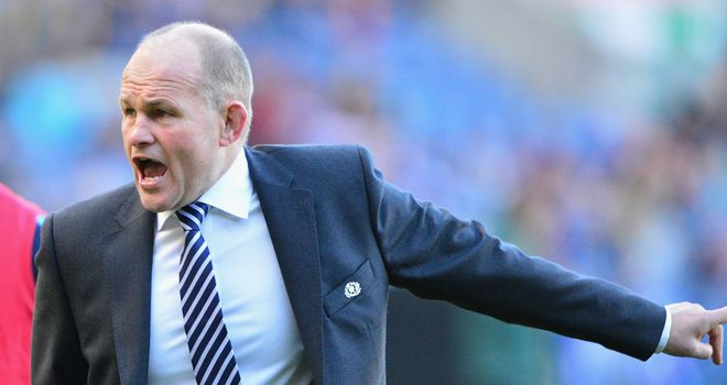 Andy Robinson: New coach of Bristol