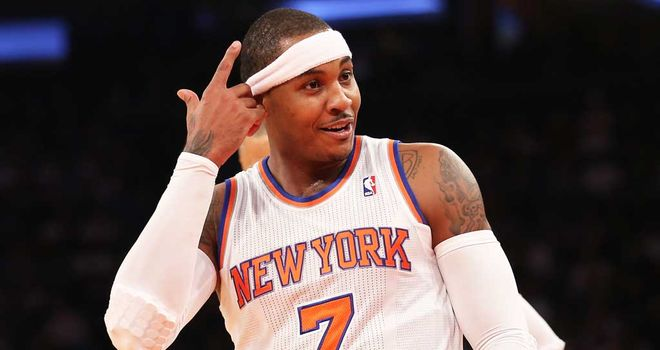 Carmelo Anthony: Great start to the season
