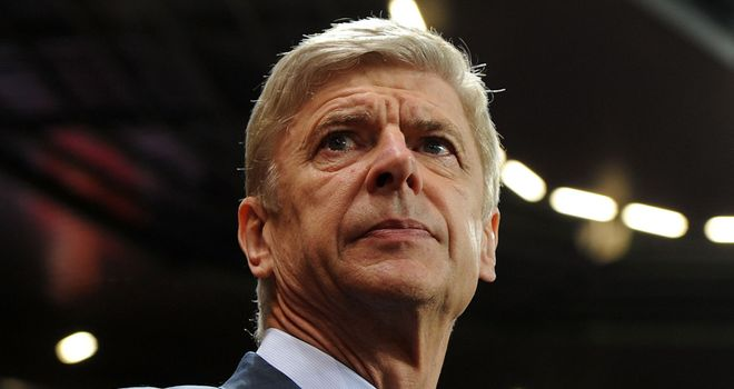 Arsene Wenger: Hinted he will not spend big in January