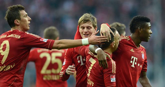 Bayern Munich: Host Dortmund on Saturday