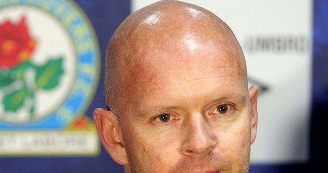 Henning Berg: Thrilled with welcome at Ewood Park