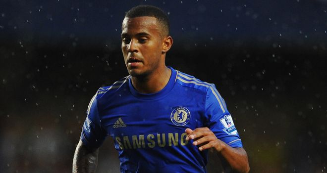 Ryan Bertrand: Ashley Cole's understudy at left-back