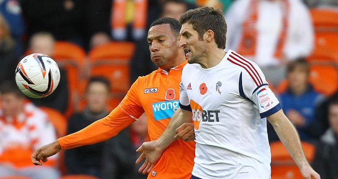 Sam Ricketts: Wolves transfer target