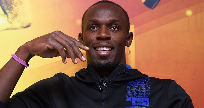 Usain Bolt: Eyeing Commonwealth gold in Glasgow