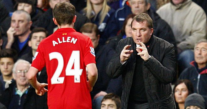 Brendan Rodgers' tactical switch helped Liverpool get back on terms