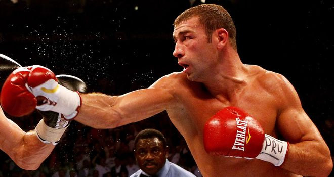 Lucian Bute: Has Froch rematch in his sights