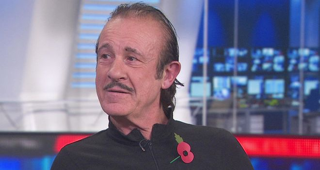 Enzo Calzaghe: Will train highly-rated Scottish boxing sensation Harry Carlin
