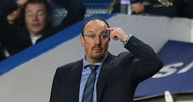 Rafa Benitez: Desperate to win over Blues faithful