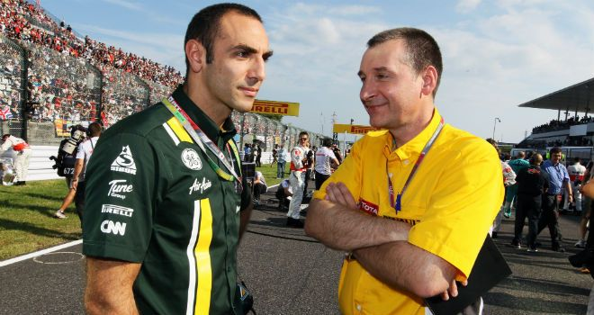 Cyril Abiteboul: Is the new Caterham boss