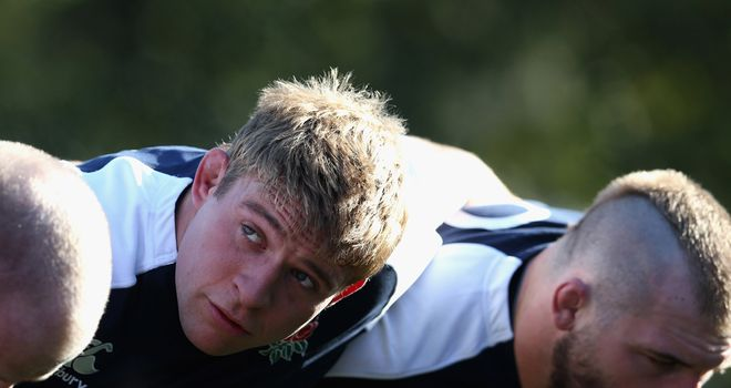 Youngs: into the deep end with England
