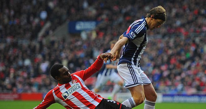 Danny Rose: Wants Sunderland to be up for the fight