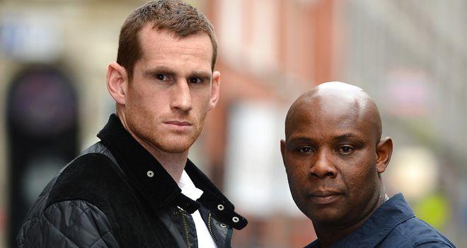 David Price: Boasts a considerable height advantage over veteran Matt Skelton