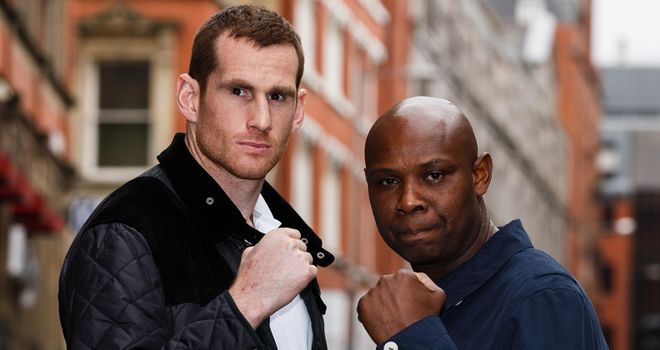 David Price (L): Has displayed fearsome punching power in his recent fights