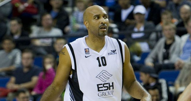 Charles Smith: Top-scored in Newcastle Eagles' win over Durham Wildcats