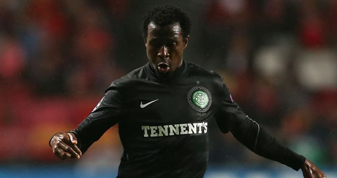 Efe Ambrose: Made things difficult for Lionel Messi in Celtic's win over Barcelona