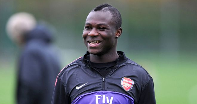 Emmanuel Frimpong: Represented England as a youth player