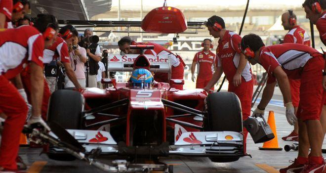 Ferrari: Struggled to make a development breakthrough in recent months