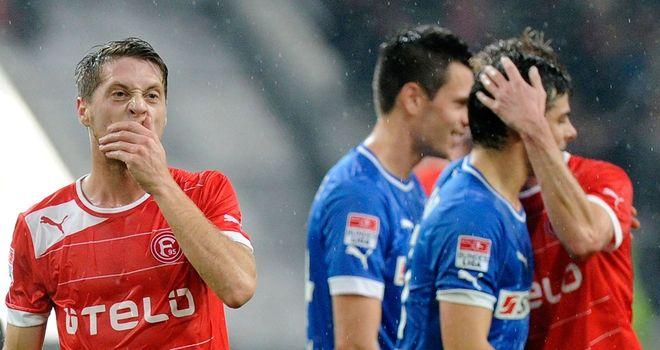 Hoffenheim fought back from a goal down