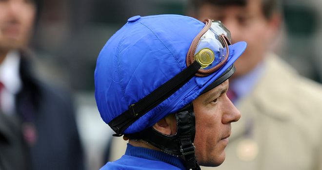 Frankie Dettori: Vowed to rebuild his reputation once ban is served