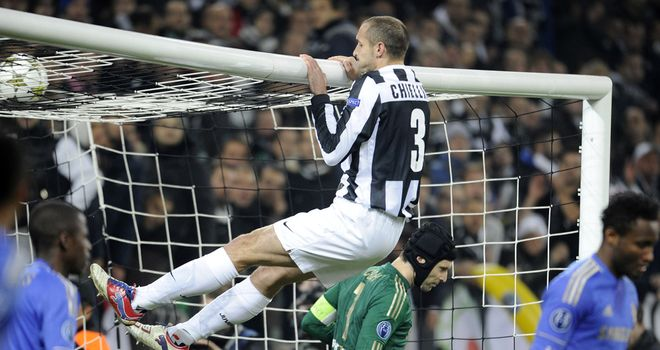 Giorgio Chiellini: Looking to build on win over Chelsea