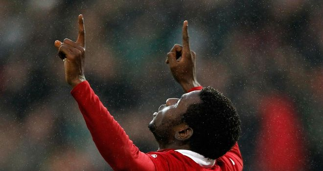 Mame Biram Diouf: Striker wanted to leave Manchester in a bid to further his career