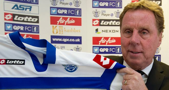 Harry Redknapp: Time for players to take responsibility