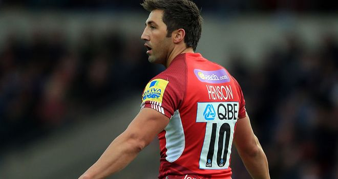Gavin Henson: In talks with Bath
