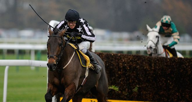Imperial Commander: Could run in the Grand National