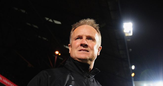 Sean O'Driscoll: Still keen to recruit