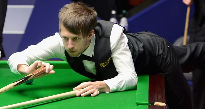 Judd Trump: Snooker's new world No.1