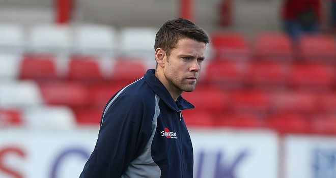James Beattie: Ready to try his hand at management