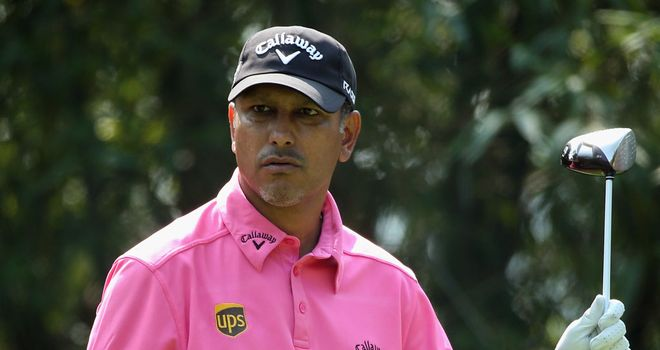 Jeev Milkha Singh: His half helped Asia begin their fightback