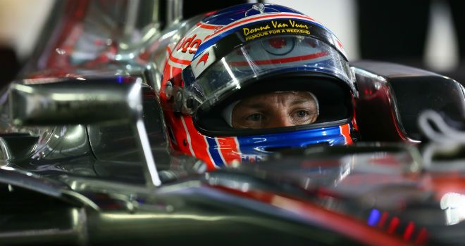 Jenson Button: Not a fan of MP4-27