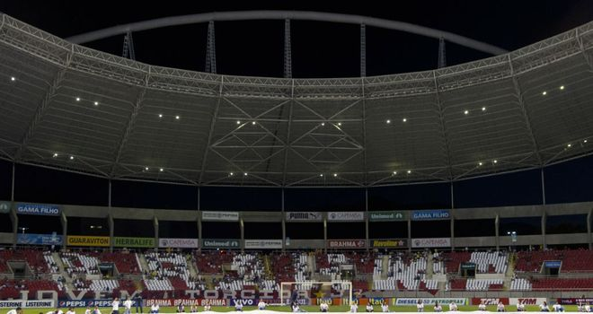 Joao Havelange Stadium: Could stage rugby sevens and athletics in Rio