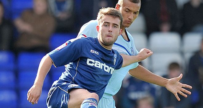 Jose Baxter: Has served his two-match ban