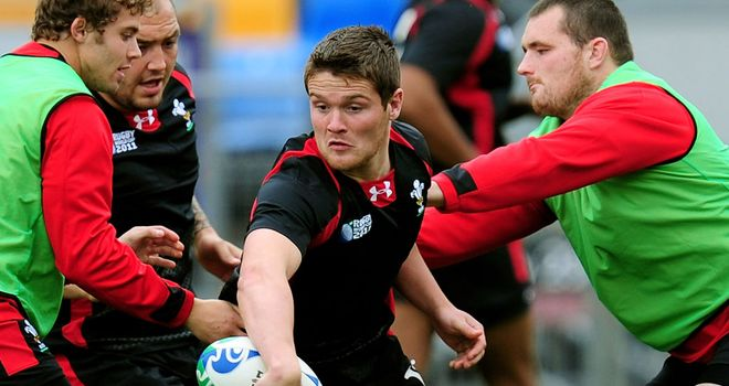 Knoyle has been handed a start for Wales against the Pumas