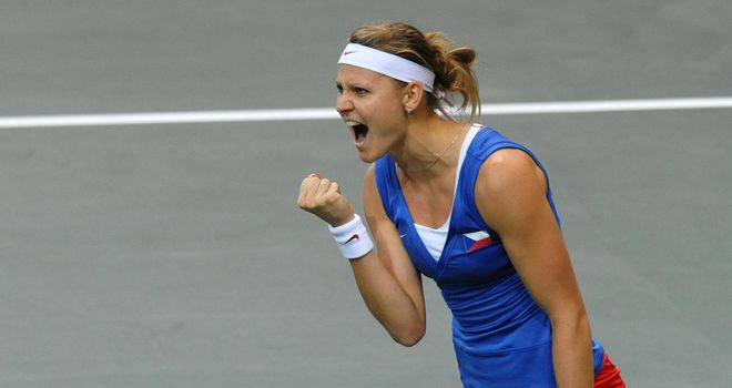 Lucie Safarova: Landed first title of 2013 in Quebec City