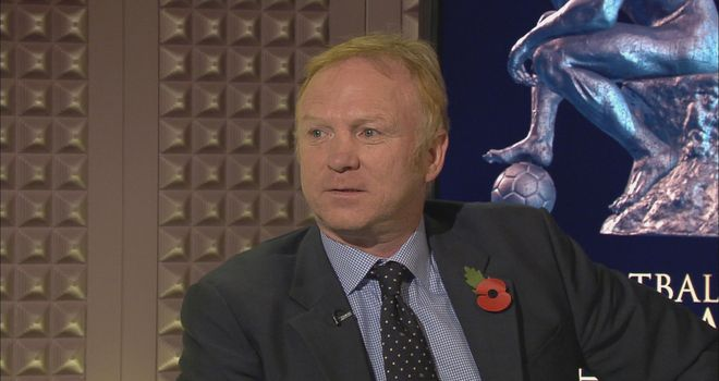 McLeish: the former Scotland boss says his nation have quality players