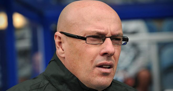 Brian McDermott: Reading are still looking for their first three-point haul