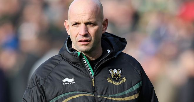 Jim Mallinder: Seeking support from Saints fans against Gloucester