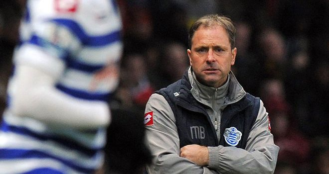 Mark Bowen: Backed Mark Hughes' record as QPR boss