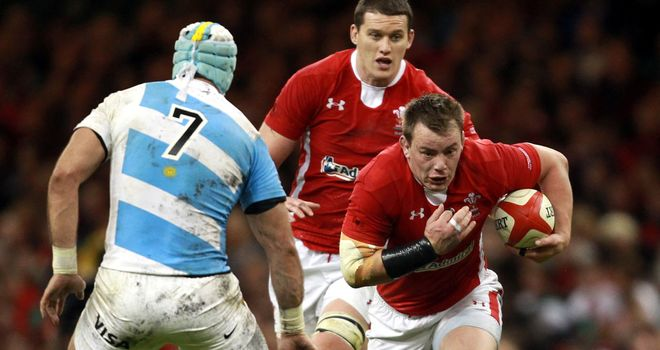 Matthew Rees: Lions hooker on the move